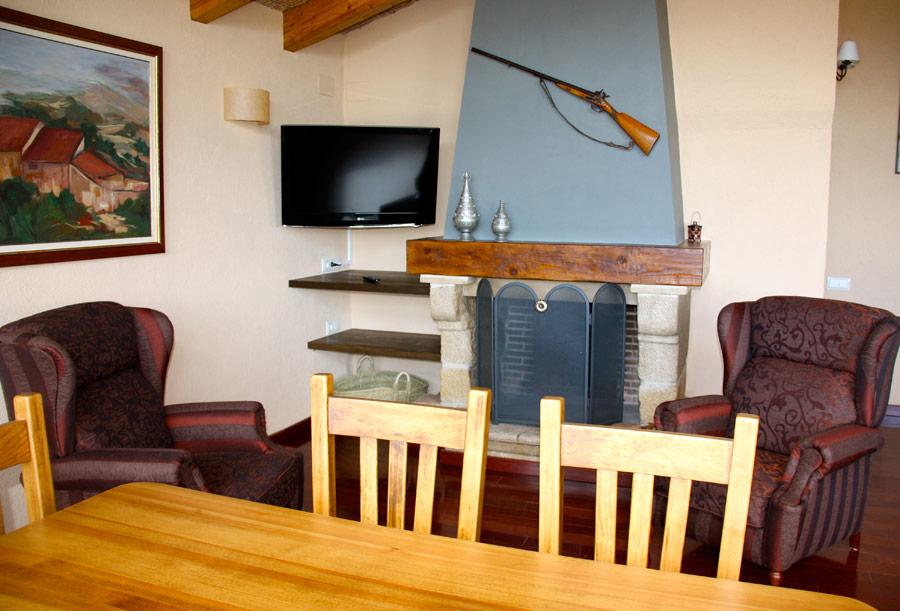 Equipamientos del caser o cocina comedor sala de estar for Sala de estar estancia cocina abierta